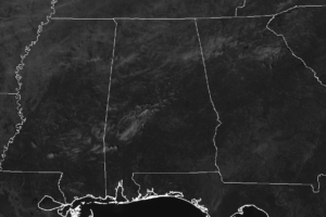 Much Better Conditions Across Central Alabama At Midday Compared To 24 Hours Ago