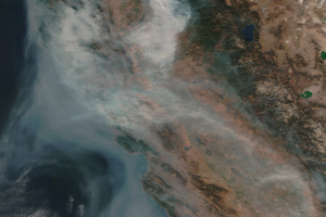 How Are The Current Central And Southern California Wildfires Impacting Air Quality Issues?