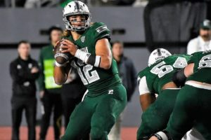 Camellia Bowl: Wiegers Plays Key Role In Eastern Michigan Turnaround