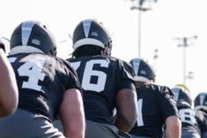 Birmingham Iron Football Team Finishes First Week Of Training Camp, Holds Joint Practice
