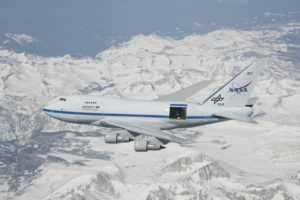 A Look At NASA's Boeing 747S On The The Aircraft's 50th Anniversary