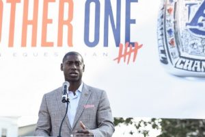 Auburn AD Allen Greene Doing A Job That's 'Rewarding Beyond Measure'