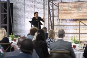 April Ryan Talks Journalism, Politics At Power Of Culture And Contribution Luncheon In Alabama