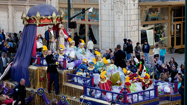 On This Day In Alabama History: Mardi Gras Was Reborn In