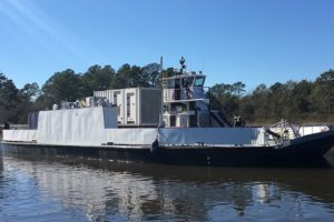 Gee's Bend Has The Nation's First Electric Ferry