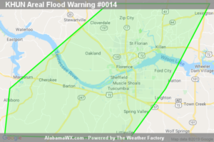 The Flood Warning Will Expire At 6:30 AM CST For Central Lauderdale And Colbert Counties