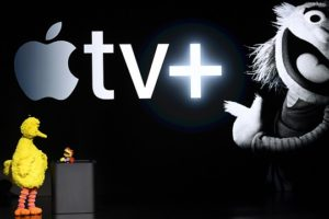 Apple, Taking On Netflix, Shows Off Apple Tv+ Video Service