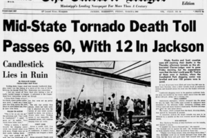 Remembering the Candlestick Tornado from March 3, 1966