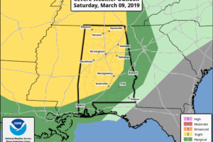 Warmer Days Ahead; Severe Storms Possible This Weekend