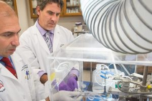 University Of South Alabama Researchers Study Progression Of Deadly Lung Syndrome