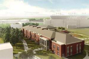 Auburn University Announces Construction Of New Classroom Building, Three-Story Dining Hall