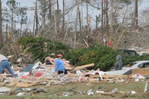 Alabama Power, Employees Continue To Support Lee County Tornado Relief