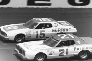 The 1970s Were Fast Times For NASCAR Greats At Talladega Superspeedway