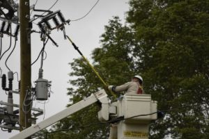 Alabama Power Crews Make Significant Progress In Restoring Service Following Severe Storm