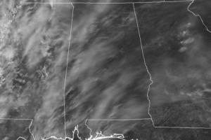 Clouds Moving In At Midday, Strong To Severe Storms Possible Late Tomorrow
