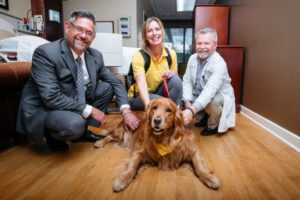 Young Dog's Legacy Brings Joy To Palliative Care Patients