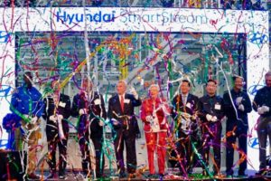 Hyundai Marks Opening Of $388 Million Engine Facility In Montgomery