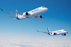 Airbus Extends Ex-Bombardier Jet's Range To Challenge Boeing