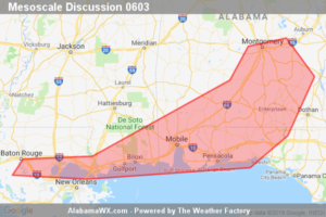 SPC Mesoscale Discussion: Tornado Watch 157…