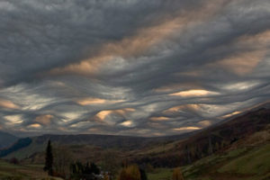 Weather Phenomena: What Are Asperitas Clouds?