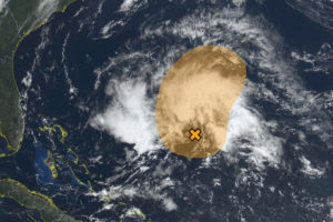 Subtropical Storm Andrea – The First Named Storm Of 2019 Atlantic Hurricane Season
