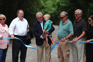 Two-Mile Section Of Five Mile Creek Greenway Opens In Gardendale