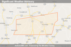 Significant Weather Advisory For Southern Pike County Until 6:30 PM CDT