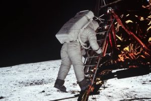 July 20,1969: One Giant Leap For Mankind