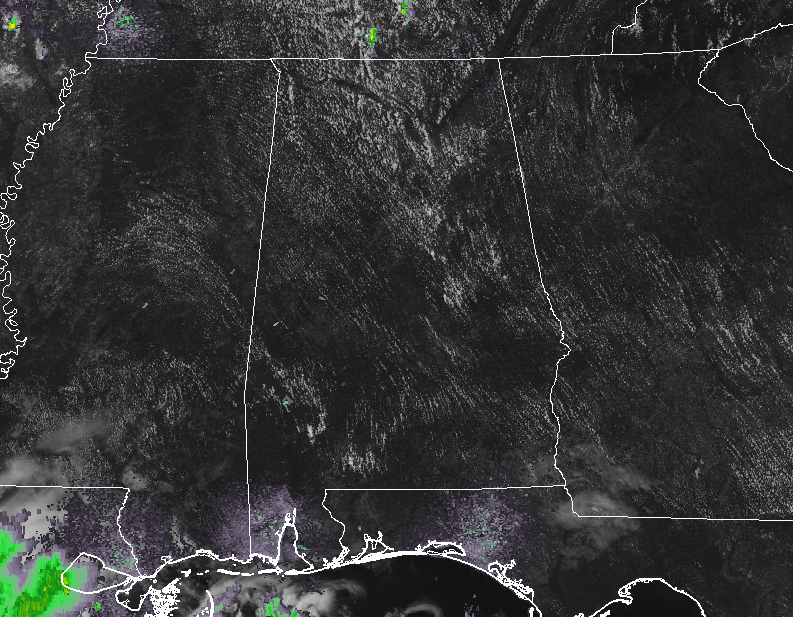 Nothing On Radar At 11:00 AM, But It's Already A Hot One