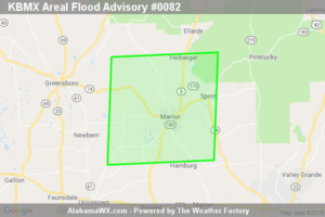 Areal Flood Advisory Issued For Parts Of Perry County Until 4:00PM
