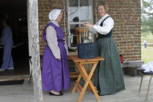 Volunteers Keep History Alive In Tiny Blountsville