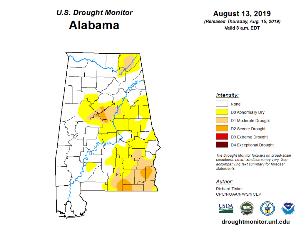 """A """"Dry Heat"""" For Alabama 