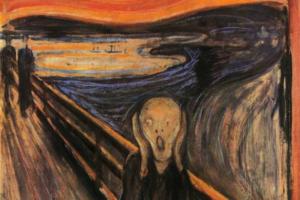 "Origin Behind ""The Scream"""
