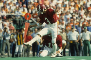 On This Day In Alabama History: Placekicker Van Tiffin Was Born In Tupelo