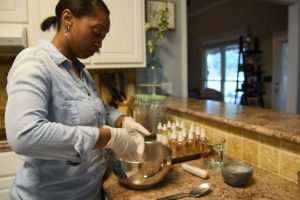 Aqualime Is An Alabama Maker With A Passion For Natural Skincare