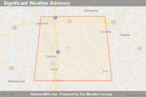 Significant Weather Advisory For South Central Morgan County Until 5:00 PM CDT