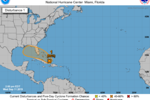 Tropical Mischief Possible In The Gulf Late In The Weekend Into Early Next Week