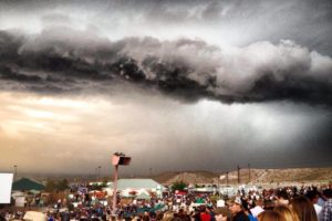 Hurricane Green Chile (aka New Mexico's Monsoon Season)