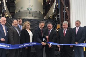 Dynetics Opens Advanced Rocket-Testing Complex In North Alabama