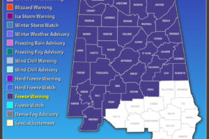 Freeze Watches Upgraded To Freeze Warnings
