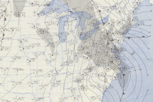 On This Date In 1950 – Historic November Cold Wave