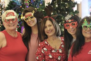 Alabama Power 'Elves' Decorate Christmas Trees For Children's Hospital