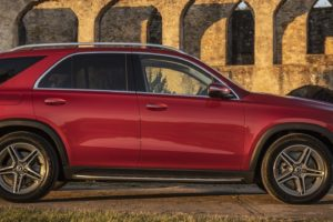 Surge In Alabama-Built SUV Helps Mercedes Beat BMW In November