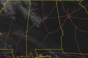 A Very Nice Midday Across Central Alabama; Rain Returns Tomorrow
