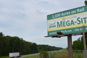 Growing Alabama Credit Fuels Improvements At Etowah County Mega-Site