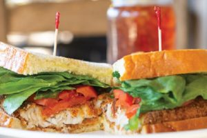 Chef Keeps Things Simple, Fresh And Local At Alabama's Green Leaf Grill