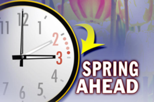 Daylight Saving Time Begins Tonight