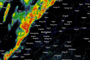Storms Now Affecting Jefferson County