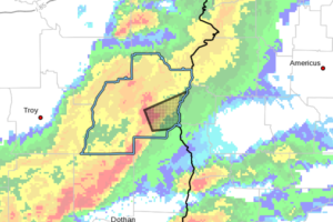 CANCELED – Tornado Warning For Barbour County Until 12:00 PM