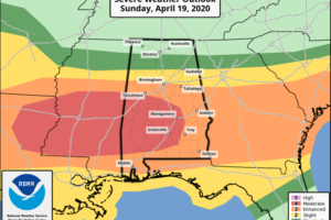 Afternoon Update On The Severe Weather Threat Tomorrow